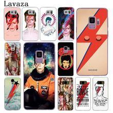 Lavaza David Bowie Hard Phone Cover Case for Samsun