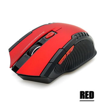 2.4GHz Wireless Mice With USB Receiver Gamer 2000DPI Mouse For Computer PC Laptop 2