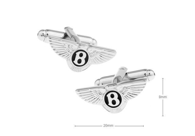 Bentley Motors Logo Cufflinks