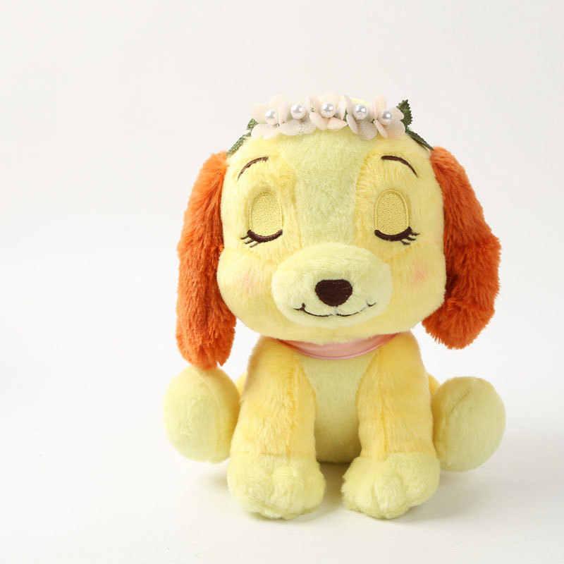 Disney 7 видов стилей Мультяшные животные плюшевые игрушки милые игрушки 12-24 см мягкие disney Мультяшные куклы, детский подарок