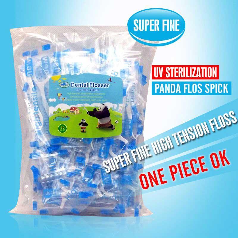 Dental Flosser MüHsam Freies Verschiffen Panda Zahn Flosser Uv Sterilisieren Einzelne Verpackung 300 Pack Super Zahnstocher-stick Zahnseide Interdentalbürste Gut Verkaufen Auf Der Ganzen Welt