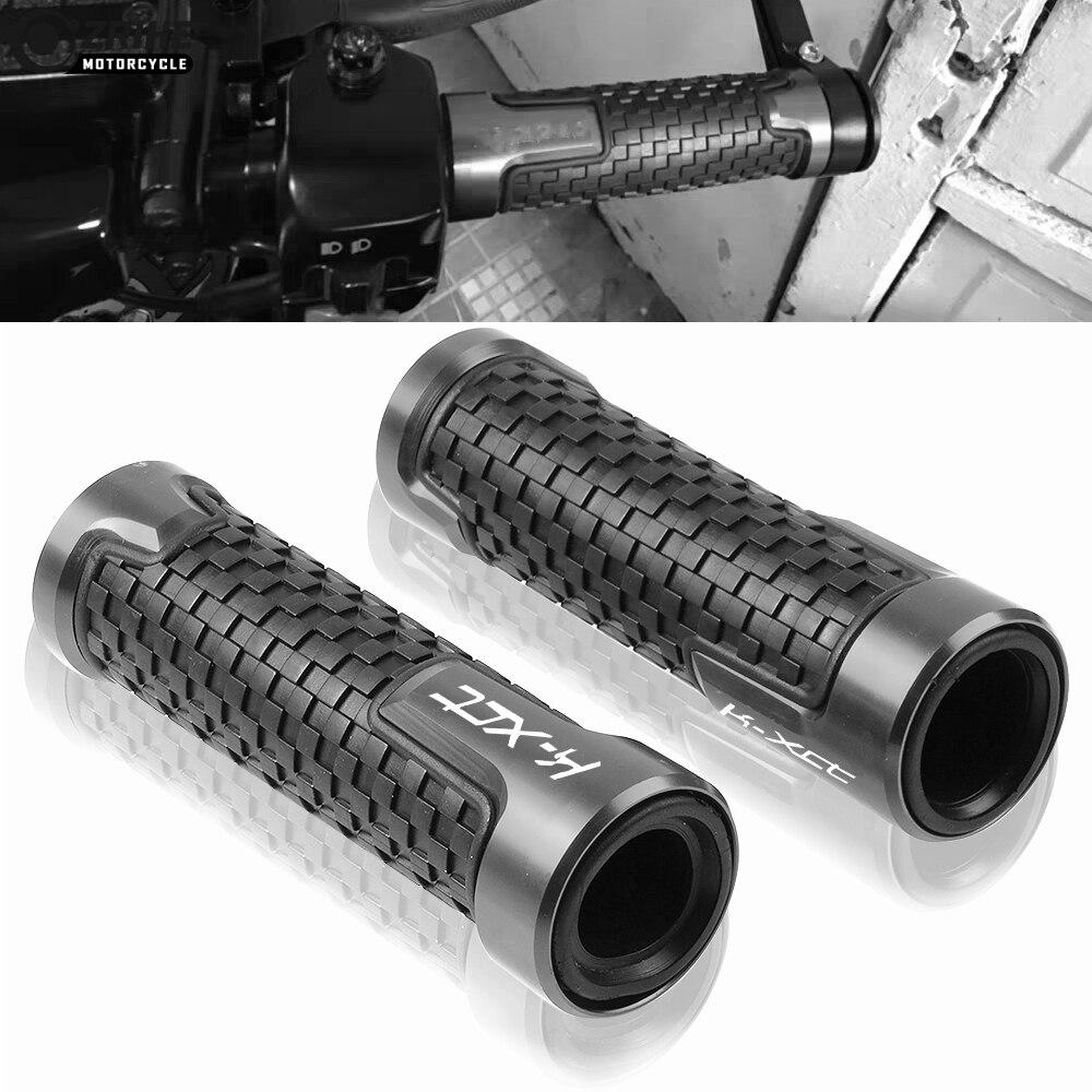 22mm 7//8 Pu/ño de Manillar Motocicleta Empu/ñadura de Goma Antideslizante para KYMCO DownTown 350 300i Xciting 250 CK250T 300 CK300T 400 500RI S400 K-XCT