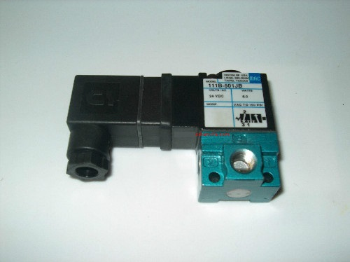 New American MAC high speed solenoid valve 111B-501JB купить в Москве 2019