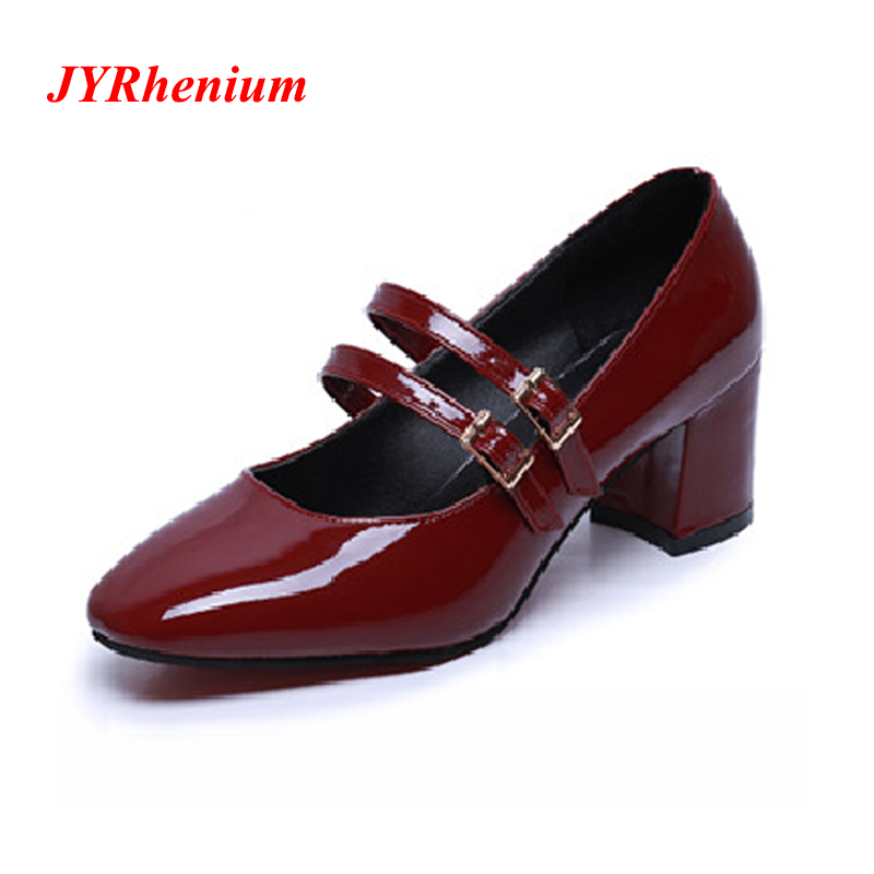 JYRhenium 2018 New Big Size High Heel Woman Pumps Fashion Sexy Wedding Shoes Lady Shoes Zapatos Tacon Bombas Mujer Women Shoes цены онлайн