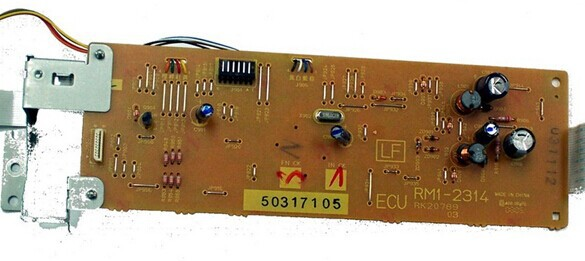 Free shipping 100% original for HP1018 1020 LBP2900 DC Control Board RM1-2314 RM1-2314-000 RM1-2314-000CN printer parts on sale