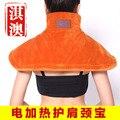 Atacado ombro pescoço tesouro absinto aquecimento elétrico quente cinto de ombro protetor de ombro pescoço e fisioterapia