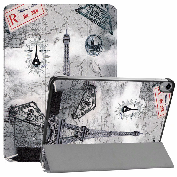 Eiffel tower iPad Pro3 11 2018 smart case with different patterns