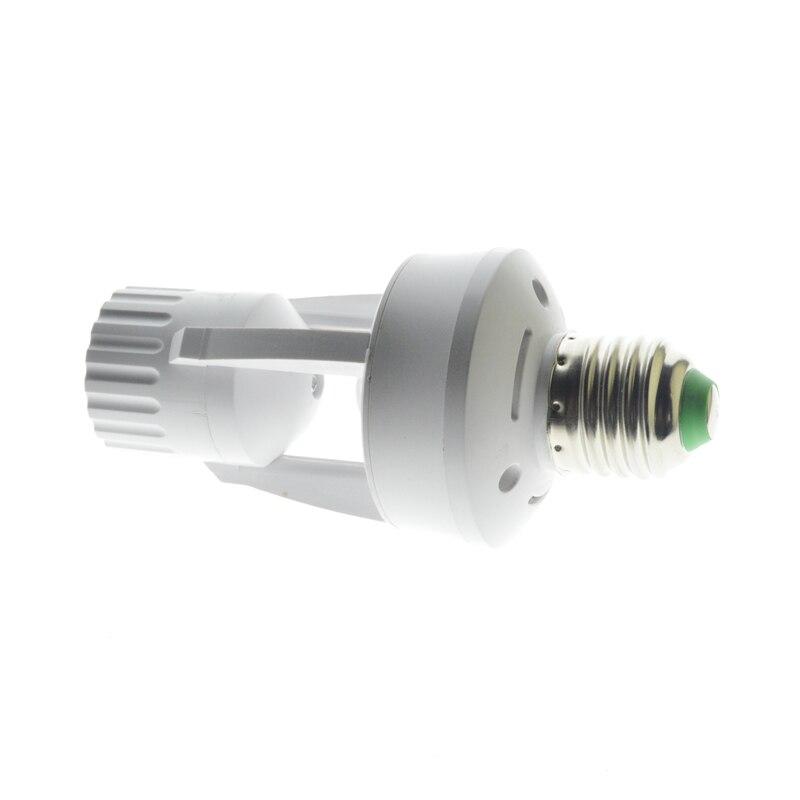 Bases da Lâmpada alta sensibilidade pir sensor de Matéria-prima : Alumínio, abs