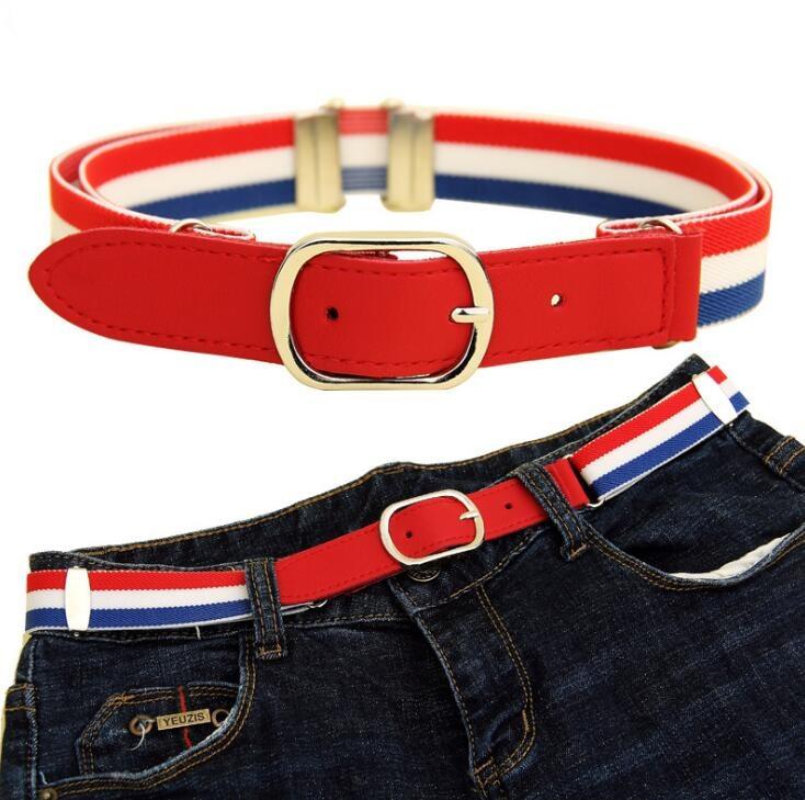 Kinder Pu Leder Gürtel Kinder Klassische Jungen Mädchen Freizeit Gürtel Heißer Verkauf Mädchen Gürtel Für Jeans Hosen Belt Accessoires