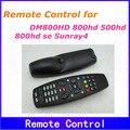 Envío libre color Negro Mando a distancia para DM DM800SE DM800HD DM800 DM8000