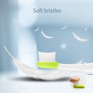 Image 2 - SEAGO 전동 칫솔 어린이 안전 방수 어린이 음파 칫솔 2pcs 여분의 부드러운 Bristles SK2