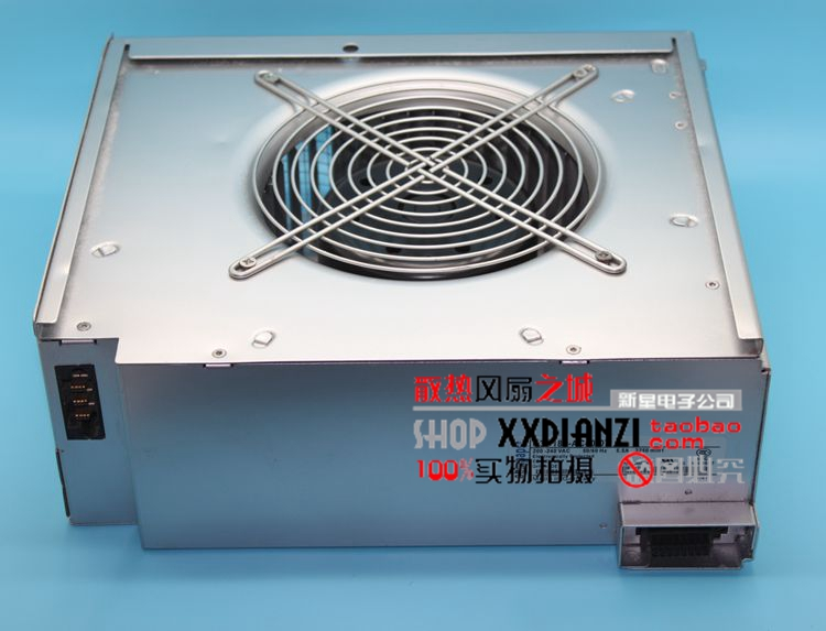 Original 8852 BCH knife box fan 44E8110 K3G180-AC40-07 240V 44E5083