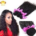 Brazilian Virgin Hair Deep Wave 3Pcs Brazilian Deep Wave Virgin Hair Grade 7A Unprocessed Brazilian Virgin Hair Weave Bundles