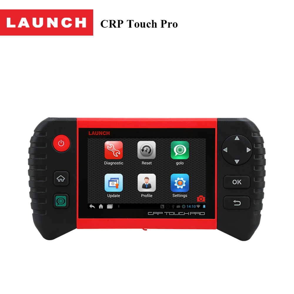 LAUNCH 5 CRP Touch Pro Android Full System diagnostic-tool EPB/DPF/Oil Light/Battery Management Registration Wifi Car Tool