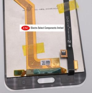 Image 4 - ЖК дисплей 5,5 дюйма для HTC 10 evo/bolt + сенсорный дигитайзер в сборе, стекло для HTC 10 evo/bolt, детали для дисплея 2560*1440 + инструмент
