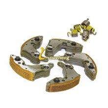 CFmoto CF188 CF500 500CC колодки сцепления с пружинным ремонтом для ATV Go Kart UTV колодки сцепления двигателя 0180-054200 LXKHTH-CF500