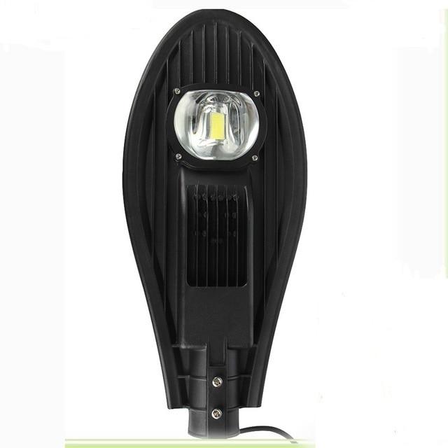10pcs Cob Led Street Lamp 30w 50w 100w 150w 200w Streetlight Road Lamp For Garden Park Led Outdoor Lighting Waterproof