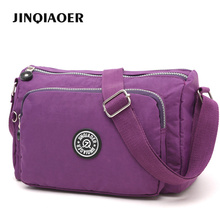 Women's Small Crossbody Bag Ladies Nylon Handbag Travel Casual Bag Shoulder Female  Messenger Bags  стоимость