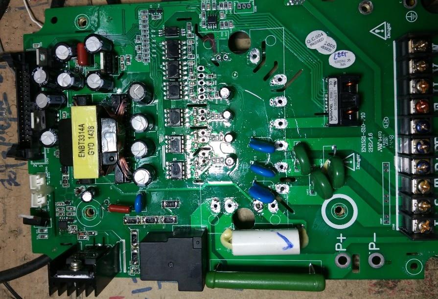 Series inverter EDS1000 3.7kw/5.5KW/7.5KW power board/main board driver board панель декоративная awenta pet100 д вентилятора kw сатин