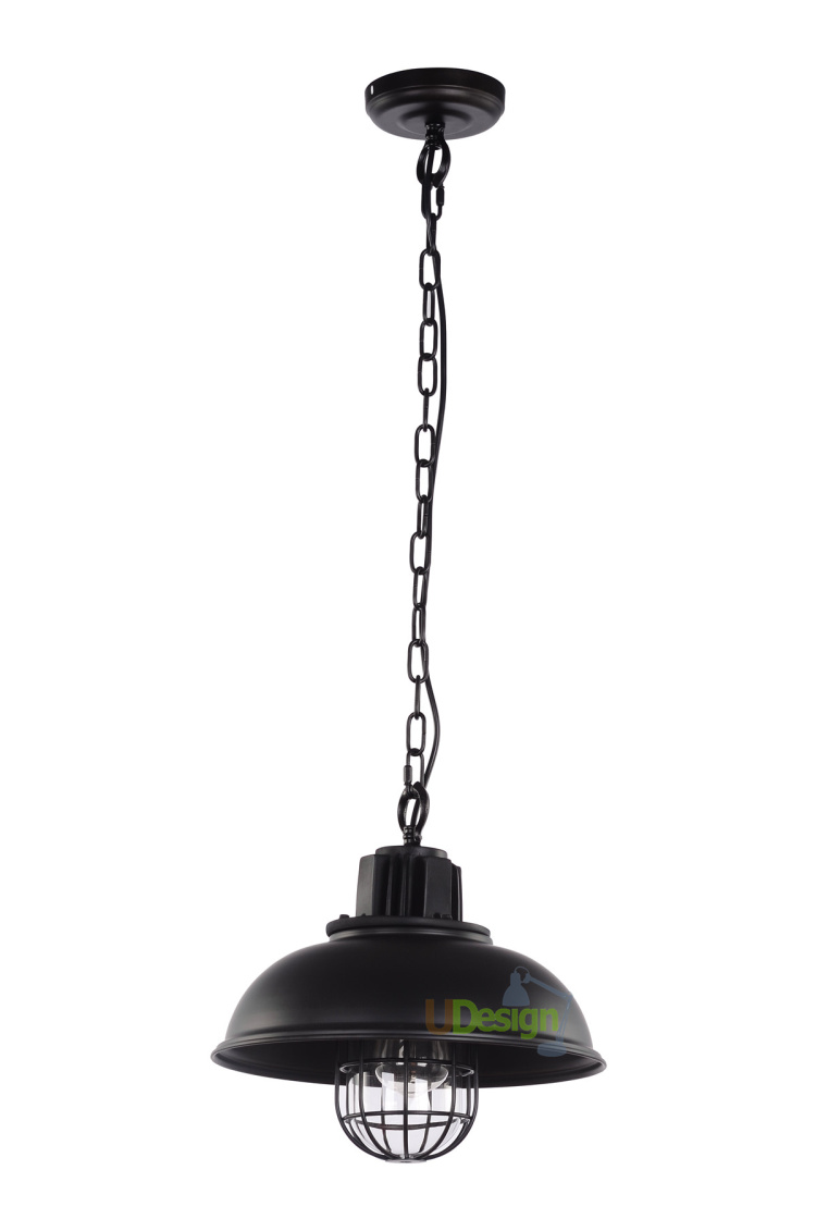 RH509 Retro Loft vintage style Metal painting Industrial pendant light - U Design Home store