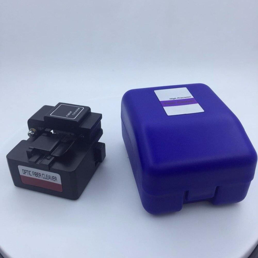 Бесплатная доставка; низкие цены высокая точность Волокно Кливер Волокно-оптический резак оптический Волокно нож для резки