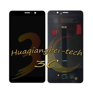 Image 2 - 5.9 新華為メイト 9 MHA L09 MHA L29 フル Lcd ディスプレイ + タッチスクリーンデジタイザ国会 + フレームカバー 100% テスト