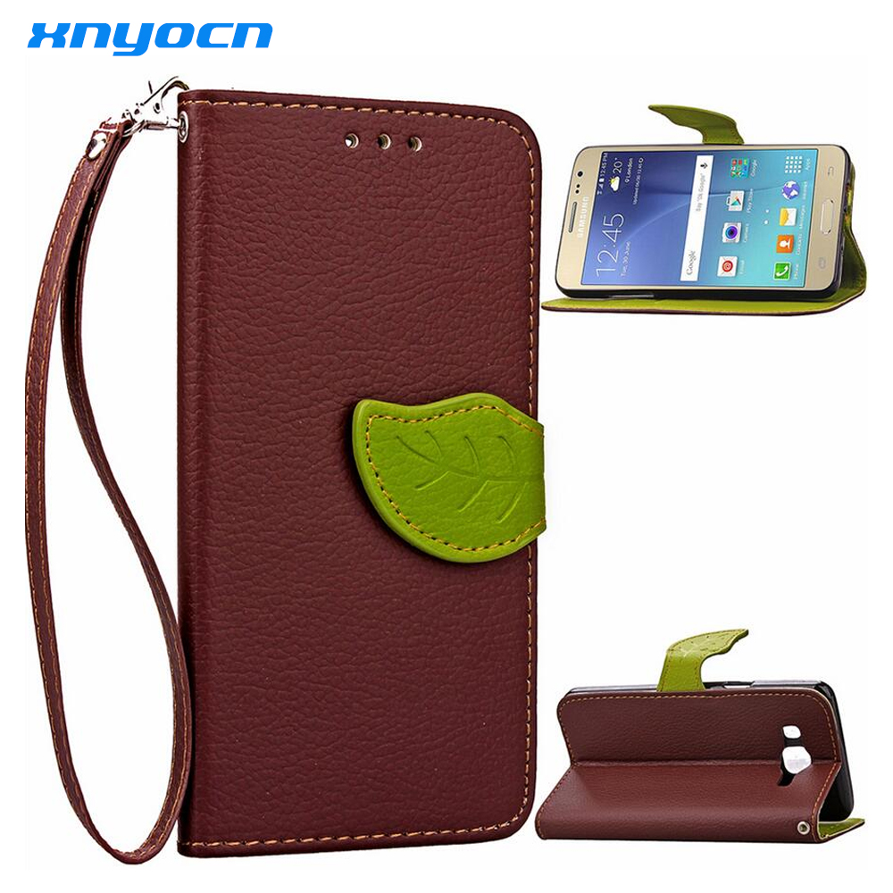 Luxury Capinha Case For Samsung Galaxy J3 J5 J7 A3 A5 A7 2016 Phone Case With Stand Magnetic Wallet Leather Flip Cover Bags Skin