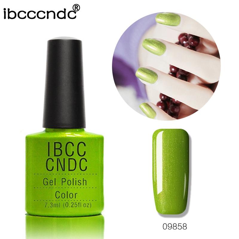 Márka IBCCCNDC Körömgél Lengyel UV lámpa szükséges 79 Bájos - Köröm művészet - Fénykép 1