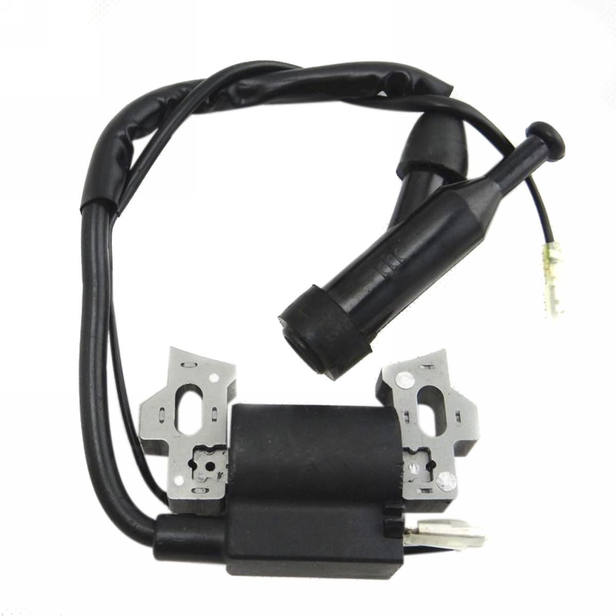 Mayitr Ignition Coil Modul Fit For GX160 GX120 GX200 Engine Generator Black New ignition coil for rcmk k30s zenoah qj