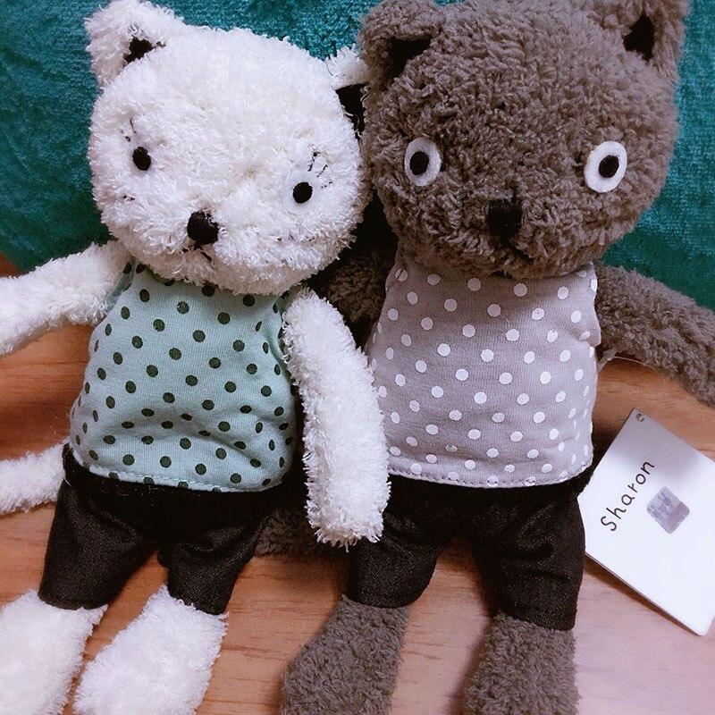 Ugly Cat Plush Toys