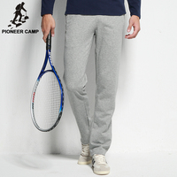 Pioneer CampFree Shipping 2015 New Fashion Mens Casual Hoody Soccer Pants Slim Fit Sport Gym Men