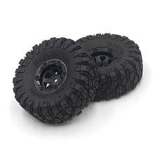 2Pcs Upgrade Large Tires for Wltoys 12428/12423 Feiyue 01/02/03/04/05 JJRC Q39 Q40 Q46 RC Car Spare Parts High Quality стоимость