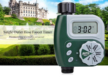 New Garden Watering Timer Automatic Electronic Water Timer Home Garden Irrigation Timer Controller System autoplay irrigator