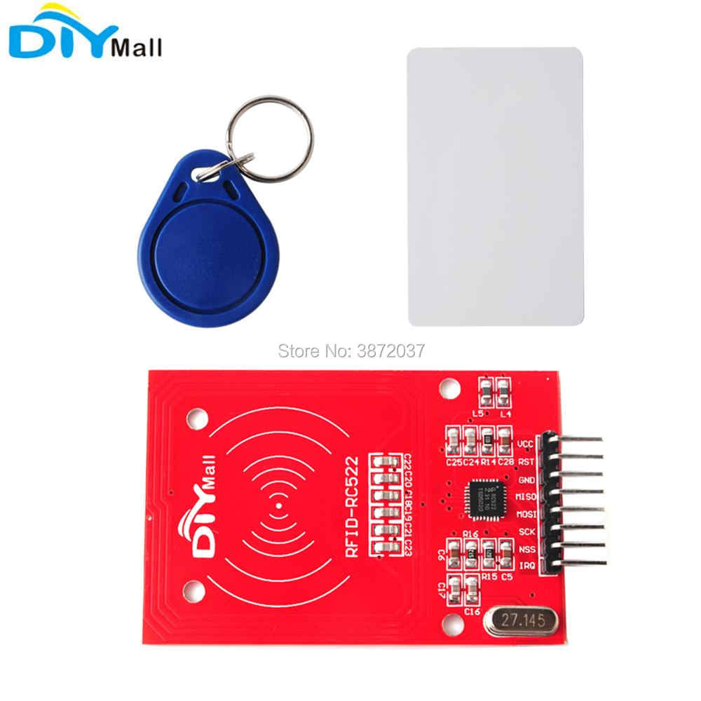 Detail Feedback Questions about 5pcs/lot MF RC522 RFID Card