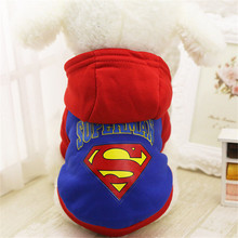 Cartoon Pet Costume Autumn and Spring Dog Clothes Brand Small Coat for Cats Chihuahua dog clothes Supplies