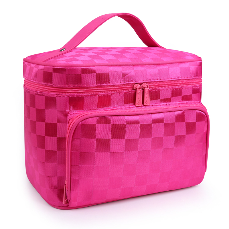 Women Cosmetic Bag Portable Fashion New Style Large Capacity Portable Hand Bag Waterproof Lady Travel Toiletry Wash Gargle Bags in Cosmetic Bags Cases from Luggage Bags