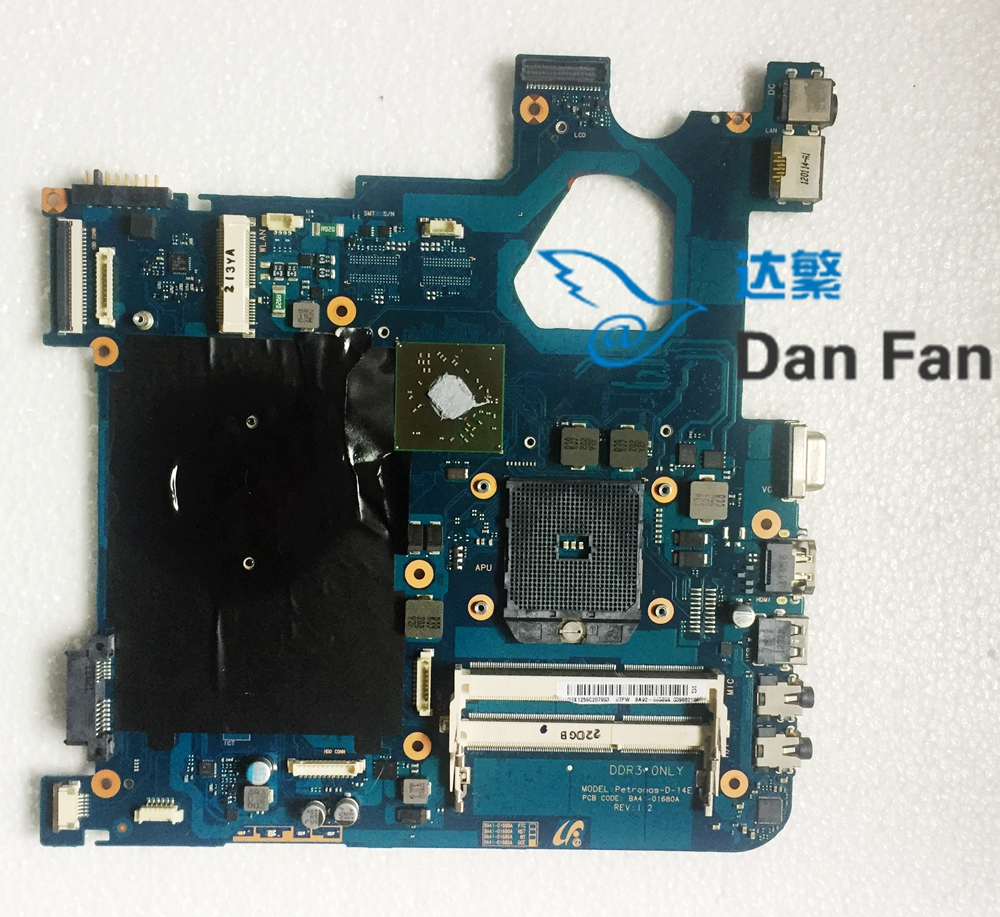BA2-08589A For SAMSUNG 305V4A Laptop Motherboard BA41-01680A Mainboard 100%tested fully work image