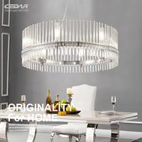 Novelty Item Led Chandeliers Modern Crystal Light Suspension Lamp For Dinning Room Bedroom Lighting Fixtures