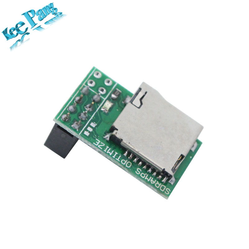 1Pcs TF Card SD Ramps Breakout Module Adapter for 3D Printer Reprap RAMPS 1.4