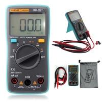 Portable Digital Multimeter 2000 Counts Backlight AC DC Ammeter Voltmeter Ohm Hand Held Meter