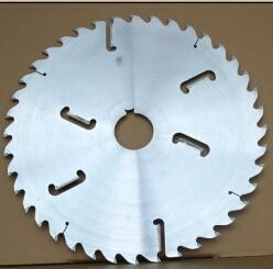 Woodworking Upper And Lower Saw Blades, Round Wood Sliding Table Saw Blades 405*3.4/2.7*50*40+6T