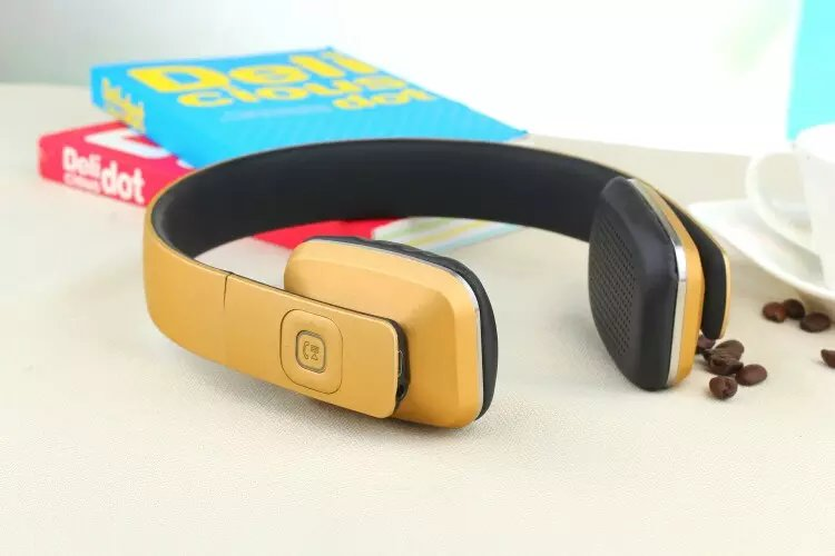 Wireless Bluetooth4.1 Headphones Earphone Headset Noice Canceling With Microphone for ios Android Smartphone Table PC QC35