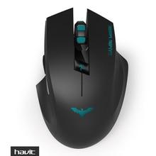 LOTIENE 2.4G Wireless Gaming Mouse con 2000 DPI 6 Botón USB receptor Para PC Portátil de Escritorio Gamer mouse sem fio raton inalambrico