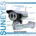 Suneyes sp-p1803swz 1080 p ptz ao ar livre câmera ip full hd sem fio pan/tilt/zoom 6-22mm zoom óptico com slot micro sd onvif