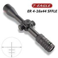Original T Eagle ER4 16X44SFFLE Tactical FFP Rifles Scope sniper hunting Optics sight Riflescope Huntingscope Shooting outdoors