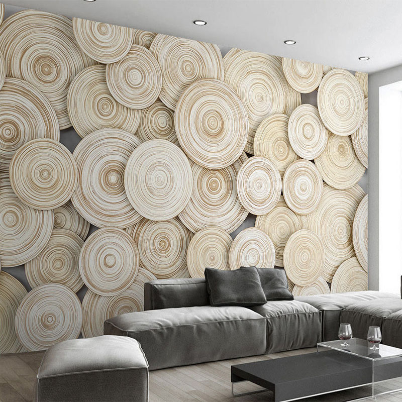 Custom 3D Wall Murals Modern 3D Wood Texture Photo Wallpaper Living Room TV Sofa Home Decor Wall Cloth Waterproof Wall Cloth 3 DCustom 3D Wall Murals Modern 3D Wood Texture Photo Wallpaper Living Room TV Sofa Home Decor Wall Cloth Waterproof Wall Cloth 3 D