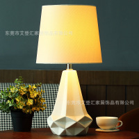 Tuda Free Shipping White Ceramic Table Lamp For Bedroom Table Lamp European Style Table Lamp