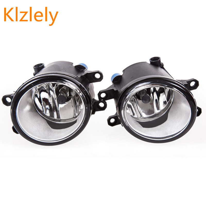 For TOYOTA ALLION 2 COROLLA AVENSIS ZRT27 ADT27 VERSO 2009-2013 Car styling fog lights (Left + right) Halogen lamps 1set 2 pcs set car styling front bumper light fog lamps for toyota venza 2009 10 11 12 13 14 81210 06052 left right
