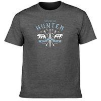 Men S Most Sold DIY T Shirt Custom Royal Hunter Sword Crew Neck Cotton Newborn Best