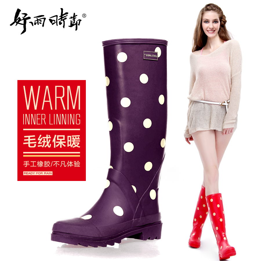 Popular Rain Boots Fur-Buy Cheap Rain Boots Fur lots from China ...